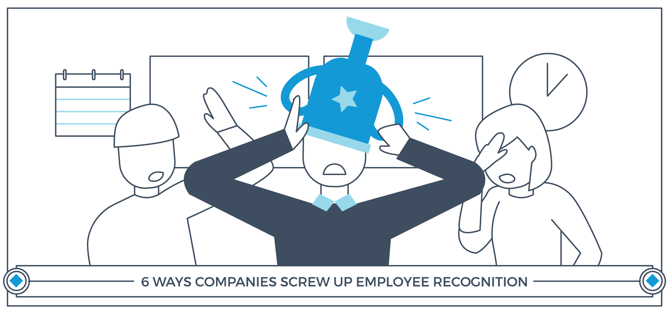 human resource management - employee recognition mistakes