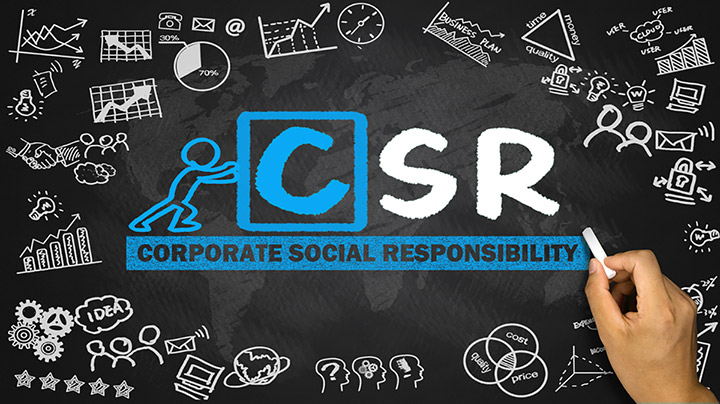 HR Role in Promoting Corporate Social Responsibility (CSR)