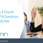 Payroll provider question to ask