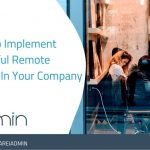 Remote working tips for company
