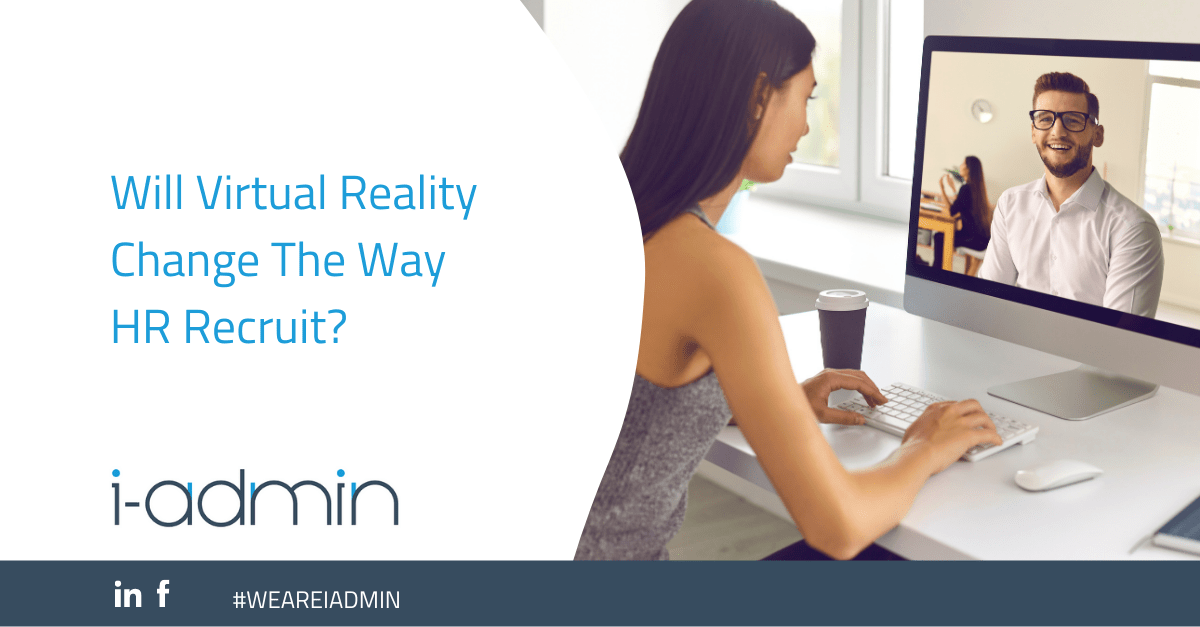 Will Virtual Reality Change The Way HR Recruit?