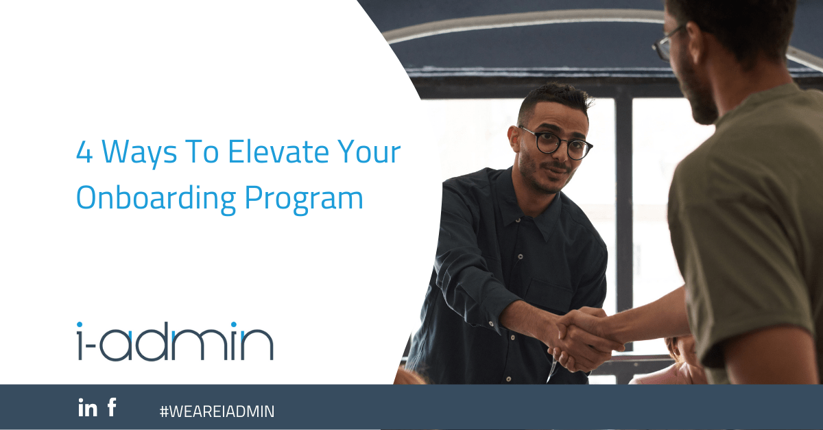 4 Ways To Elevate Your Onboarding Program
