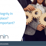 Integrity in the workplace