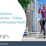 Employee workplace health