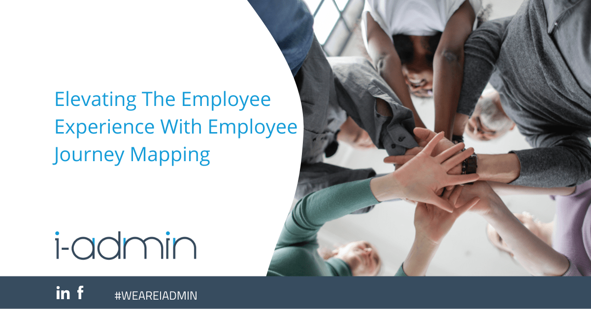 Elevating The Employee Experience With Employee Journey Mapping