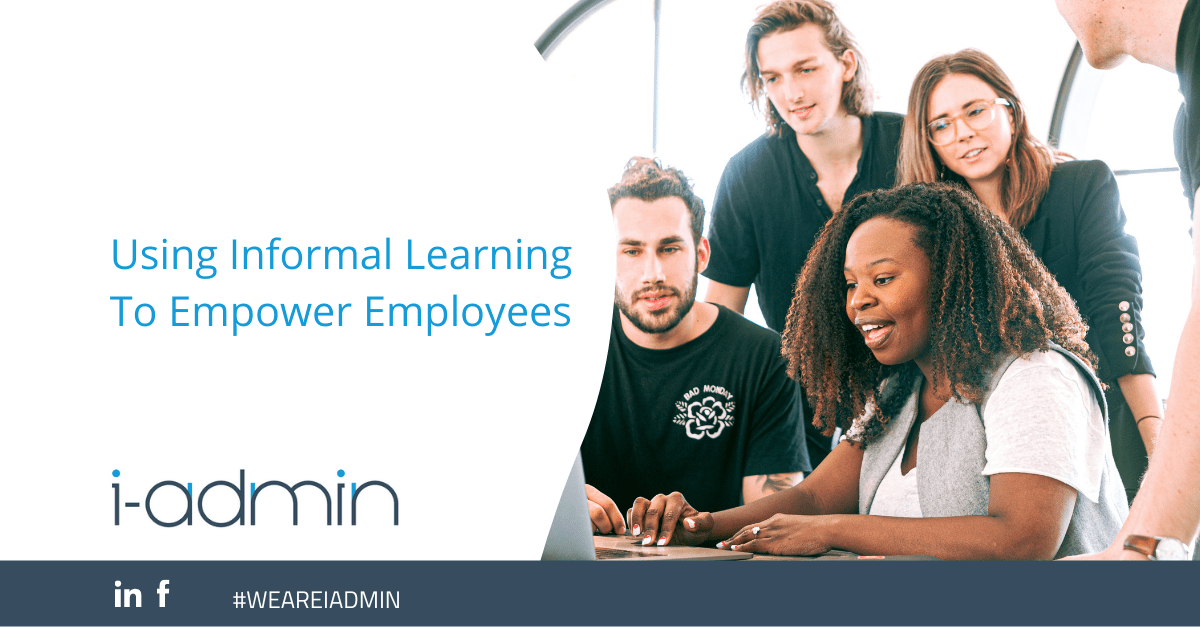 Using Informal Learning To Empower Employees
