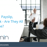 Paystub, Payslip, Paycheck - Are They All The Same
