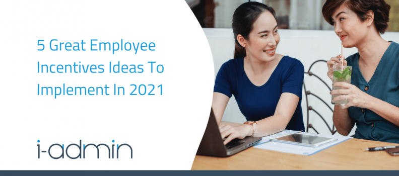 5 Employee Incentives Ideas For 2021