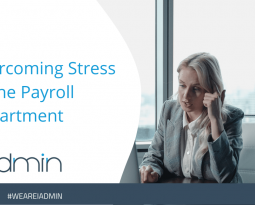 Overcoming Stress In The Payroll Department