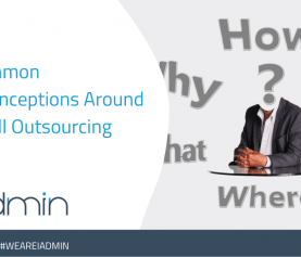 4 Common Misconceptions Around Payroll Outsourcing