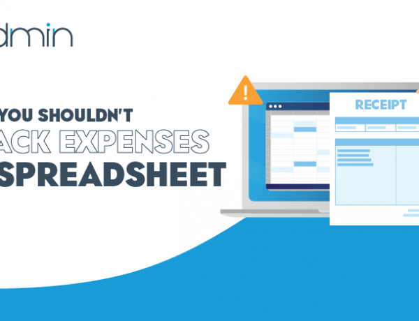 Why You Shouldn't Track Expenses In Spreadsheets