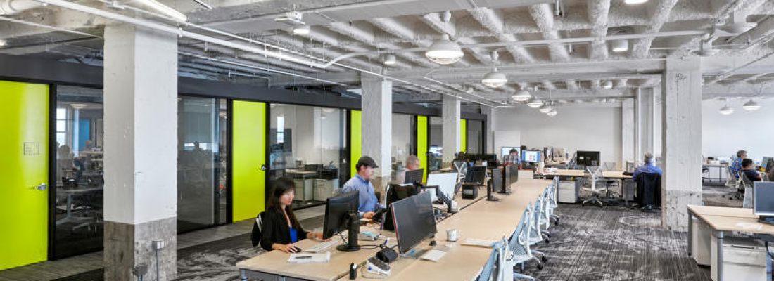 The best office layout : according to Hong Kong Professionals