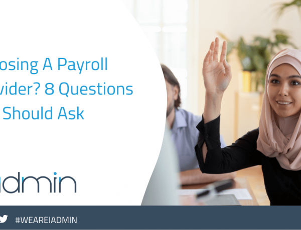 Choosing A Payroll Provider? 8 Questions You Should Ask