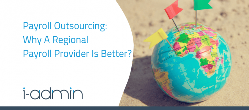 Payroll Outsourcing: Why A Regional Payroll Provider Is Better