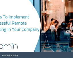 5 Tips To Implement Successful Remote Working In Your Company