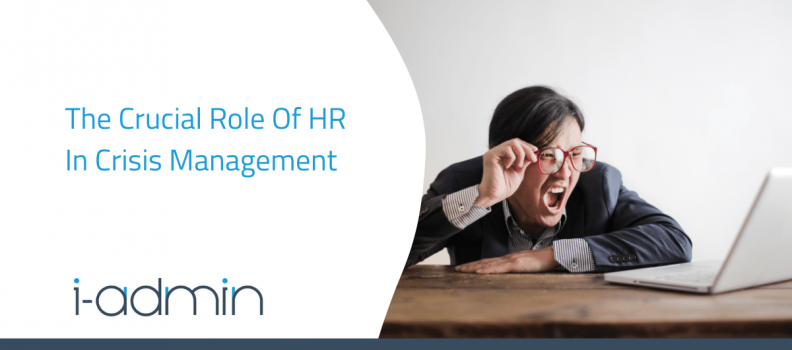 The Crucial Role Of HR In Crisis Management